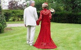 Luxury Bespoke Dressmaker and Fashion Designer for commissioning