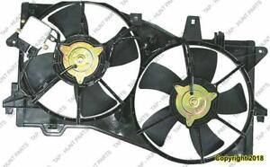 Cooling Fan Assembly (With Tow Package) Mazda MPV 2004-2005