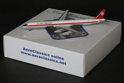 Air Canada Dc 8 Aeroclassics Diecast Models 1 400 Warehouse Clearance Sale