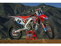 Wanted motocross bike projects