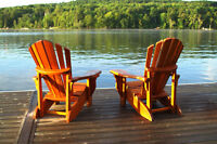 WEEKLY Waterfront cottage for rent - Perth, Ontario