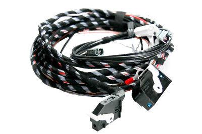 Cable Loom Set Adapter RF Reversing Camera High Vw Passat B7 Variation