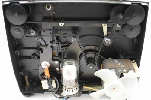 GAF Anscovision 188z Projector 2-Belt 2-Tire Motor & Reel Set w/USPS Tracking