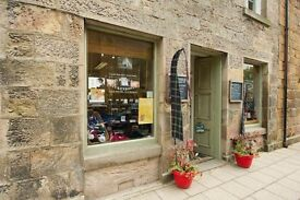 5 bedroom house with shop and or B&B potential central Dornoch