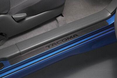 Toyota Tacoma 2005 - 2011 Door Sill Kit - OEM NEW!