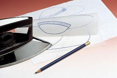 Transferstift zum Übertragen von Zeichnungen durch Bügeln auf Stoffe Bügelstift