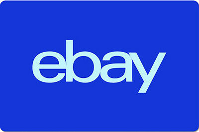 $50 eBay Gift Card - One card,  so many options. Email delivery