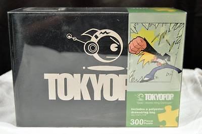 Tokyopop Goto Atomic King Daidogan 300 Piece Puzzle W Drawstring Bag