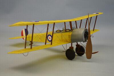 Avro 504 #240 Dumas Balsa Wood Model Airplane Kit Rubber (Dumas Wood)