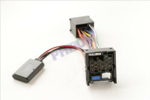 как выглядит For BMW E46 3 Series Radio Bluetooth 10Pin Lossless AUX IN Audio Cable Adapter фото