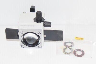 Leitz 514680 Variolum50 Microscope Illumination Attachment W 514617 Filter