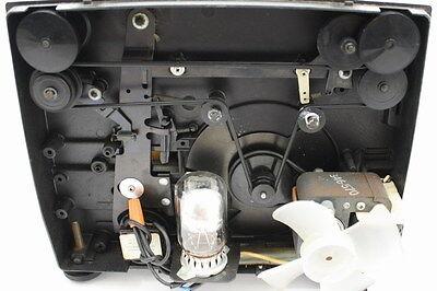 Gaf Anscovision Projector 4 Belt & Tire Set 88 188 333 388 1333 1333 1372Z
