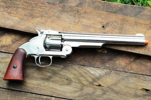 Smith & Wesson M1869 Schofield Revolver - Jesse James - 1869 - Denix Replica