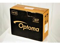 Optoma W303 Full HD Projector. Brand new.