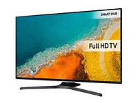 """SAMSUNG 40"""" SMART HD LED 1080p FREEVIEW NEW IN BOX NEVER USED"""