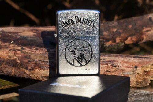 Zippo Lighter - Jack Daniels Distiller - Old No. 7 - Cameo - Portrait - # 8547