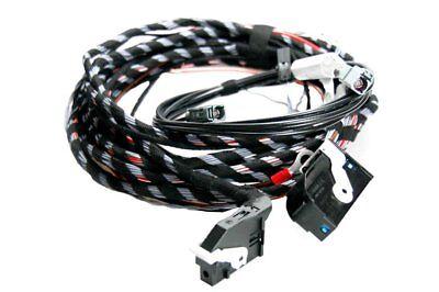 Genuine Kufatec Cable Loom Backup Camera for VW Tiguan 5n with Satnav Rns 315
