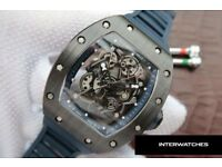 Richard Mille RM038 Limited Slate Grey Edition