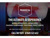 Premier DJs Northern Ireland