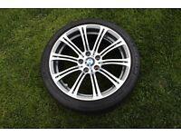 Genuine BMW E92 M3 wheels