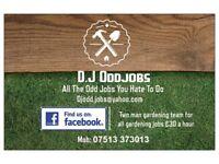 D.j odd jobs