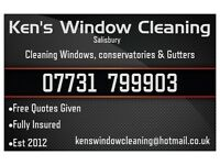 Ken's Window Cleaning ( Salisbury )