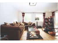 One bed flat furnished next to Greenwich Park and Maze Hill Station