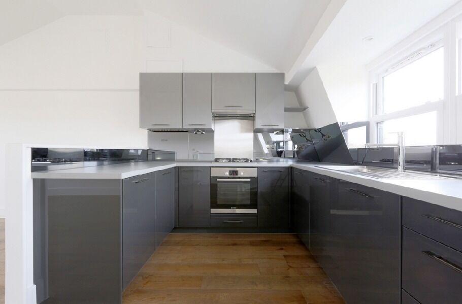 *ASTONISHING* top floor split level flat located in stoke newington