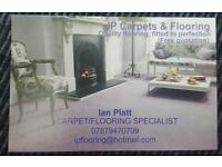 Laminate carpet lino lvt fitter and supplier