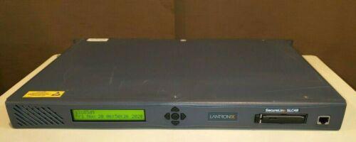 Lantronix SLC04822N-02 Securelinx SLC48 Secure Console Manger Dual AC