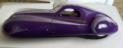 Franklin Mint 1939 Duesenberg Coupe Simone Diecast Model 1:24 Scale