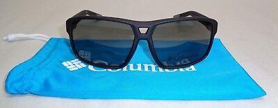 Columbia Womens Sunglasses (Columbia BLACK RIDGE Matte Black Smoke 100% UV Sunglasses New Womens)