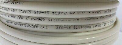 Neon Gto Wire White High Voltage Silicone Cable For Neon Transformer 25 Feet