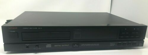 Luxman DZ-111 compact disc player Tested Working