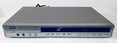 ASPIRE DIGITAL ad-1100cdg DVD PLAYER WITH KARAOKE ABILITY AND MIC INPUTS