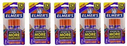 Elmer's Extra Strength Back To School Glue Sticks, Washable, 40 Gram, 10 Count