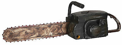 HALLOWEEN ANIMATED CHAINSAW SOUND TEXAS MASSACRE HAUNTED HOUSE PROP DECORATION - Chainsaw Halloween