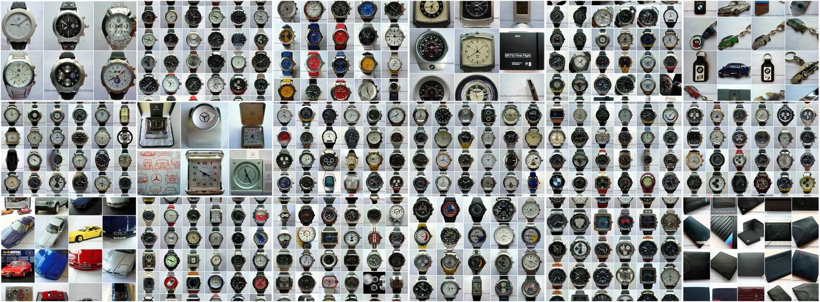 World of Car Watches