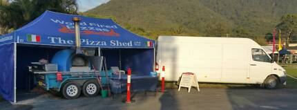 Mobile Pizza Business  for Sale Taree Greater Taree Area Preview