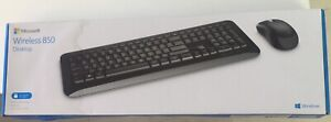 Microsoft Wireless Desktop 850 keyboard and mouse Sydney City Inner Sydney Preview