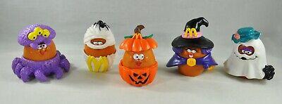 Vintage McDonald's Halloween Chicken Nuggets Costume Lot of Five