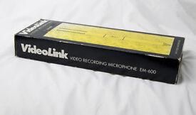 Videolink EM-600 Video Microphone