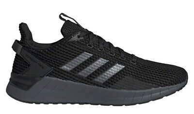 ADIDAS QUESTAR RIDE B44806 BLACK MEN'S ORIGINAL SNEAKERS