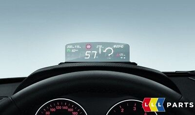 BMW NEW GENUINE HEAD UP DISPLAY SCREEN WITH INSTALLATION KIT FITS WITH NAVI