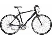 """Trek 27-speed Hybrid Bike 21""""(51cm) frame - FX 7.5 - Super Light Aluminium- Carbon Fibre Fork - £250"""