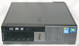 i5 Dell OptiPlex Intel Core i5-650 3.2GHz 8 GB RAM 320 gb Hard SSF Desktop PC