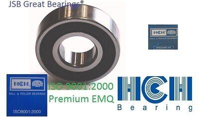 Ball Bearing 6201-12-2rs Premium Hch 6201 8 2rs Seal Bearing 6201 Rs Inch Id