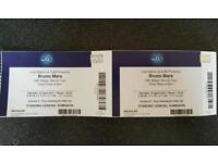 Bruno Mars Tickets Standing Saturday 22nd April O2 Arena.