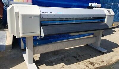 Mutoh Vj-1638wx And Mimaki Jv33-160 Plotter I Do Not Have A Computer