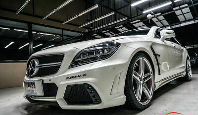 Karosserie-Kit Mercedes-Benz CLS W218 - Full Body Kit WALD Look